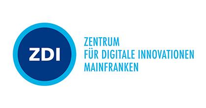 ZDI Mainfranken Logo