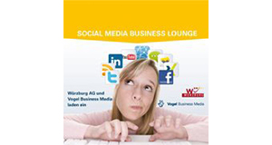 Social Media Business Lounge Logo