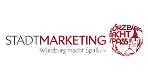 Stadtmarketing Würzburg Macht Spaß Logo