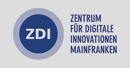Zentrum für Digitale Innovationen Würzburg Logo
