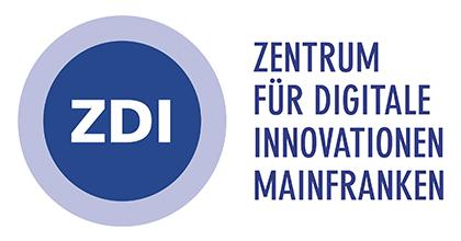 ZDI Zentrum für Digitale Innovationen Würzburg Logo