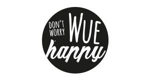 WueHappy Logo