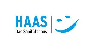 Sanitätshaus Haas Logo