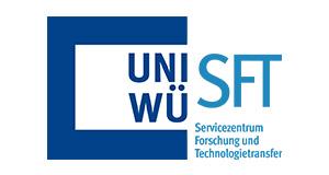 Servicezentrum Forschung und Technologietransfer Universität Würzburg Logo