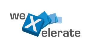 weXelerate Logo
