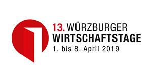 würzburger wirtschaftstage 2019 logo