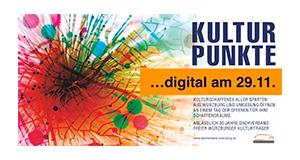 Kulturpunkte digital Logo