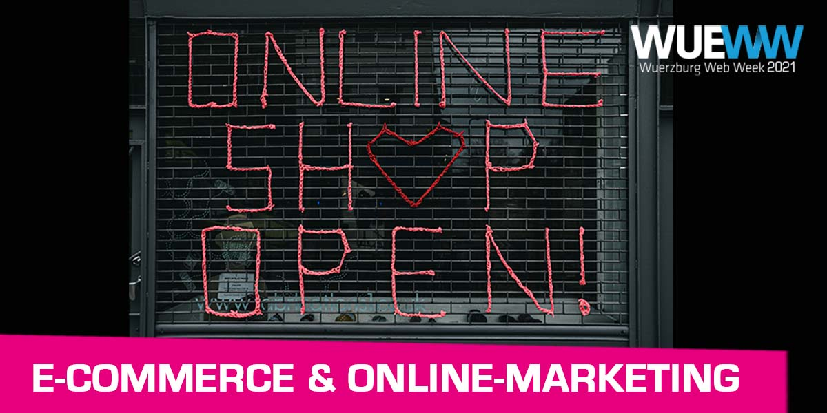 Teaserbild E-Commerce und Online Marketing